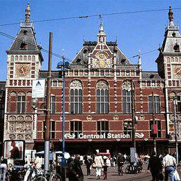Goederenlogistiek op Amsterdam Centraal verbeterd