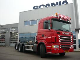 Scania tekent mondiale vastgoed deal met JLL