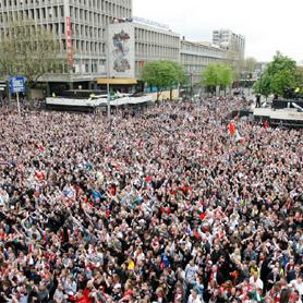 Feyenoord kampioen 2012-2013
