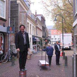 """Ron van Duin: """"Gemeentes te opportunistisch bij stadsdistributie"""""""