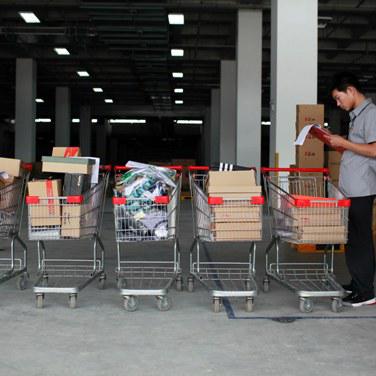 Helft logistiek dienstverleners doet aan e-fulfilment