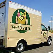Vijf klassieke lessen: faillissement online-kruidenier Webvan