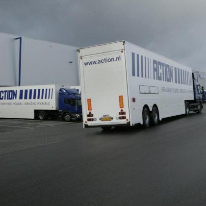 Action bouwt tweede distributiecentrum in Echt-Susteren