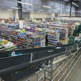 Material handlingindustrie groeit bescheiden in 2012