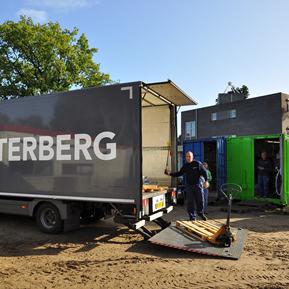 Oosterberg verbetert efficiëntie dankzij route-planning