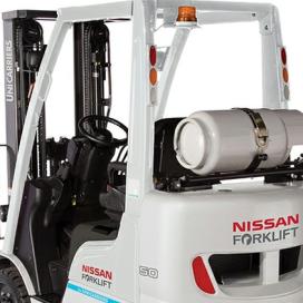 UniCarriers voegt Nissan, TCM en Atlet samen