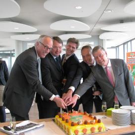 Venlo-Venray voor zesde keer logistieke hotspot nr. 1