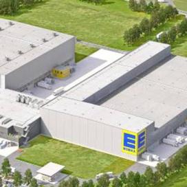 Edeka bouwt nieuw logistiek centrum