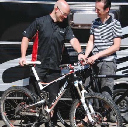 CUBE Bikes bespaart enorm op kosten en tijd