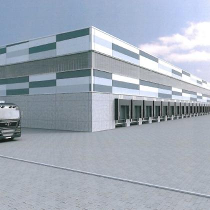 Lidl bouwt nieuw dc in Waddinxveen