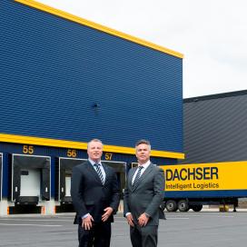 Dachser neemt uitbreiding in Waddinxveen in gebruik