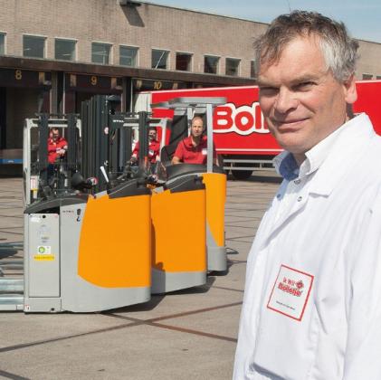 George van den Bout: 'Breng in kaart hoe ze worden ingezet