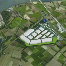 Logistiek Park Moerdijk stap dichter bij realisatie