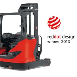 Linde wint opnieuw design award