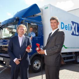 Deli XL distribueert Amsterdamse horeca elektrisch