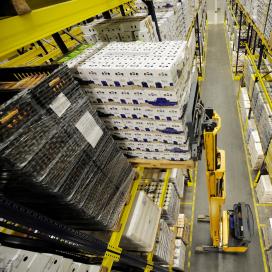 Material handling groeit 9 procent in 2014 en 2015