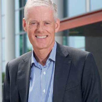 """Peter Gerretse: """"Bij Vanderlande is de crisis voorbij"""""""