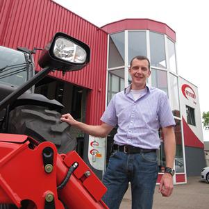 Feyter Forklift Services Terneuzen kiest consequent voor Groeneveld