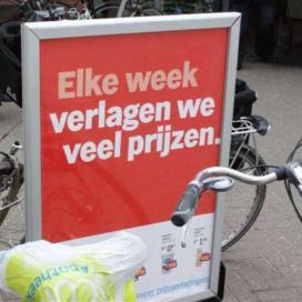 Albert Heijn: prijzenoorlog of kostenoorlog?