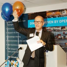 Nieuw 'hub' om innovatieve logistiek te stimuleren