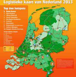 Noordoost Brabant bundelt krachten als hotspot