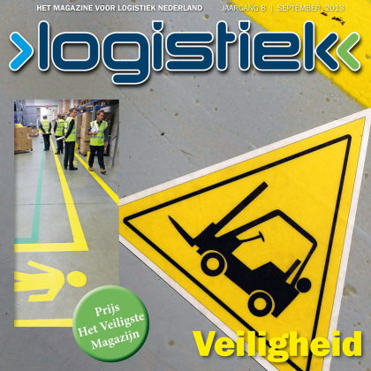 Logistiek Magazine, september 2013