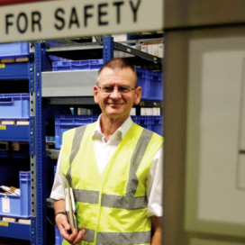 Behavioral-based safety' maakt de magazijnvloer veiliger