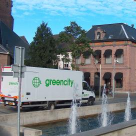 Breda begint stadsdistributie pilot met GCD