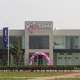 Sandd opent distributiecentrum in Echt