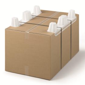 Ikea gebruikt alternatief voor houten pallet