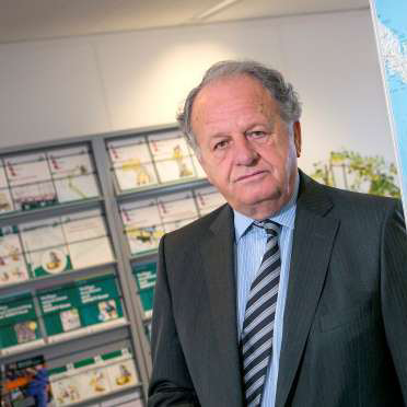 Anton van Loon: 'Laat keuren en certificeren over aan het bedrijfsleven
