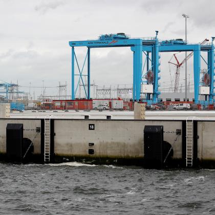 Rotterdam heeft beste containerhaven