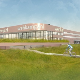 Wehkamp.nl bouwt mega e-commerce dc in Zwolle