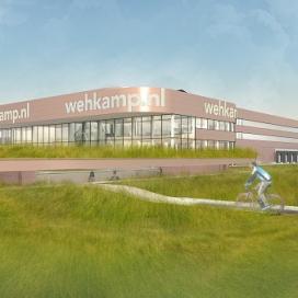 Hercuton bouwt mega dc Wehkamp