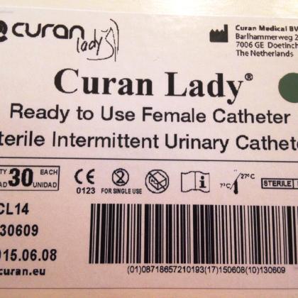 Curan Medical heeft richtlijnen in control door Mediclabel