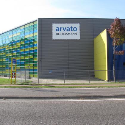 Arvato Benelux neemt nieuwe dc in gebruik