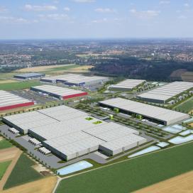 Goodman bouwt voor Amazon grootste dc van Polen