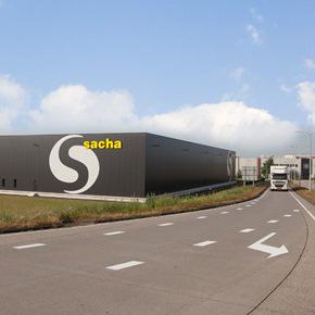 Sacha Shoes vervoert accessoires veilig en verzegeld