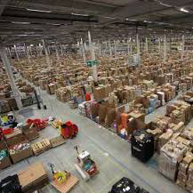 Amazon is toch geen touroperator?