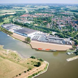 Rotra bouwt nieuwe cross dock warehouse