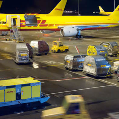 DHL verdubbelt capaciteit Europese expres-hub