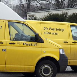 Post Oostenrijk moderniseert met hulp Vanderlande