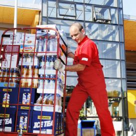 Lekkerland verzorgt logistiek Total