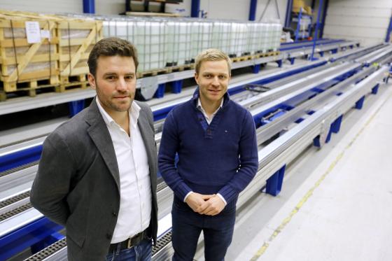 Laadtechnologie uit Boxtel voor Saoedische fabriek