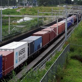 Kostprijs NL-spoorgoederenvervoer is veel te hoog