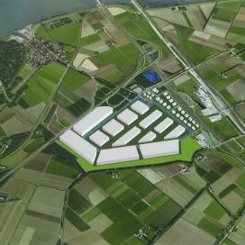 Provincie wil plannen Logistiek Park Moerdijk aanpassen