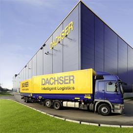 Dachser bouwt crossdockcentrum in Zwitserland