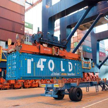 Opvouwbare zeecontainers zijn marktrijp