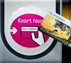 Transport heeft gebrek aan een OV-chipkaart