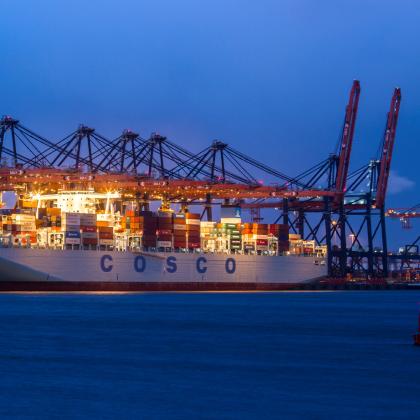 Cosco Container Lines versnelt dienstverlening